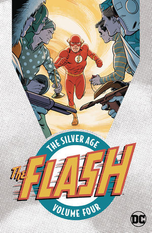 FLASH THE SILVER AGE TP #4