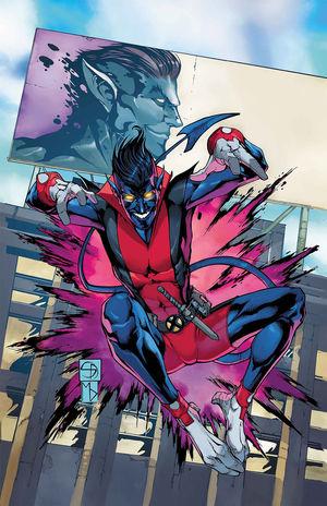 AGE OF X-MAN AMAZING NIGHTCRAWLER (2019)