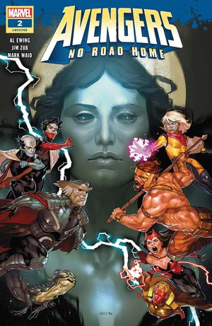 AVENGERS NO ROAD HOME (2019) #2