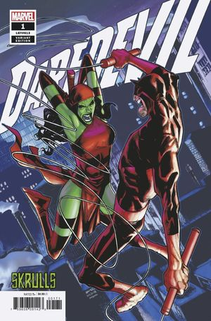 DAREDEVIL (2019 7TH SERIES) #1SKRULLS