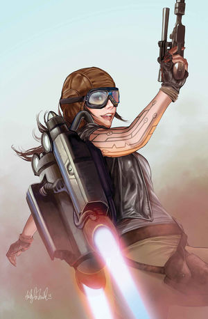 STAR WARS DOCTOR APHRA (2016) #29