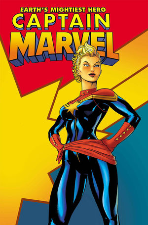 TRUE BELIEVERS CAPTAIN MARVEL EARTHS MIGHTIEST HER #1