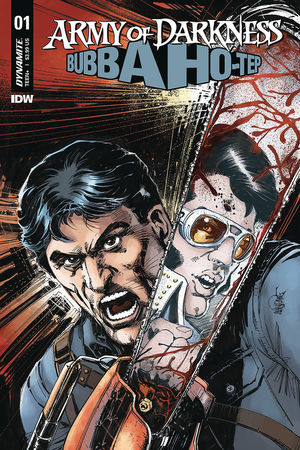 ARMY OF DARKNESS BUBBA HOTEP (2019) #1B