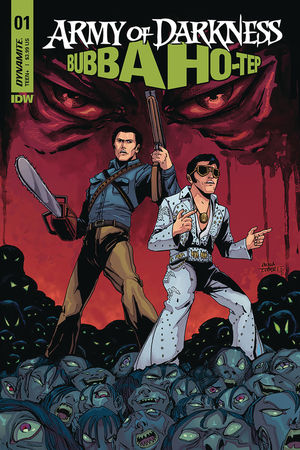 ARMY OF DARKNESS BUBBA HOTEP (2019) #1E