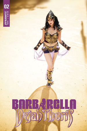BARBARELLA DEJAH THORIS (2018) #2E