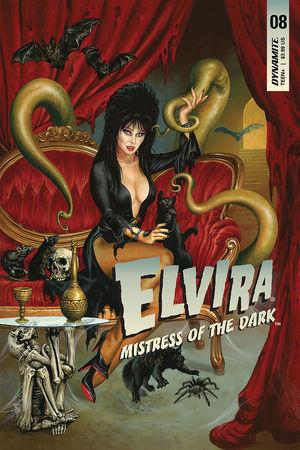 ELVIRA MISTRESS OF THE DARK (2018) #8
