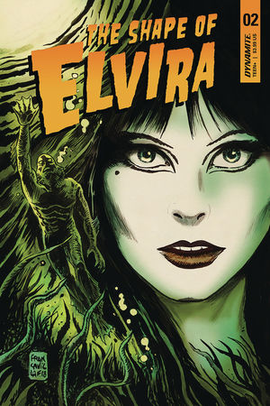 ELVIRA SHAPE OF ELVIRA (2018) #2