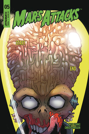 MARS ATTACKS (2018) #5
