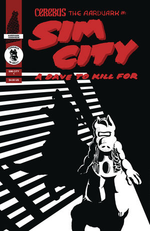 SIM CITY DAVE TO KILL FOR (2019) #1