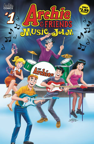 ARCHIE AND FRIENDS MUSIC JAM (2019) #1
