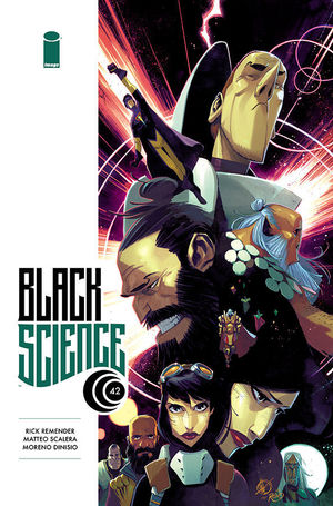 BLACK SCIENCE (2013) #42