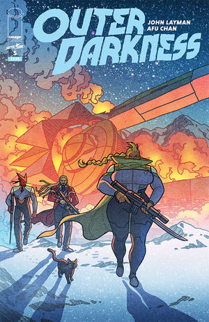OUTER DARKNESS (2018) #5