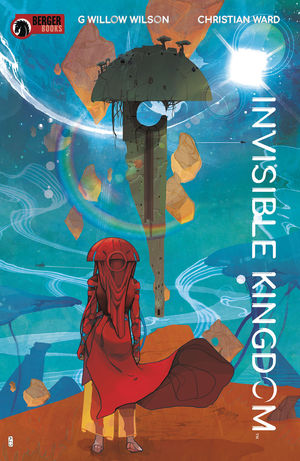 INVISIBLE KINGDOM (2019) #1