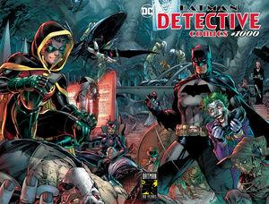 DETECTIVE COMICS (2016) #1000