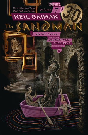SANDMAN TP VOL 30TH ANNIVERSARY  #7