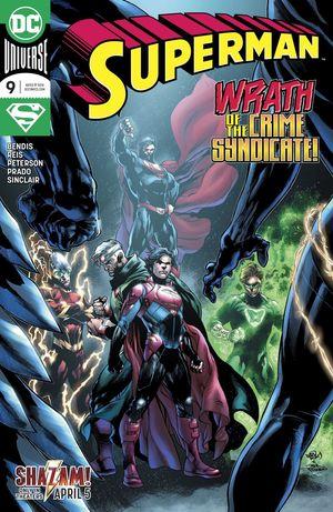 SUPERMAN (2018) #9