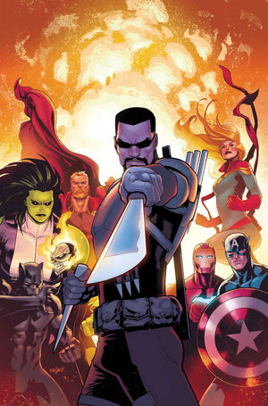 AVENGERS (2018 8TH SERIES) #16