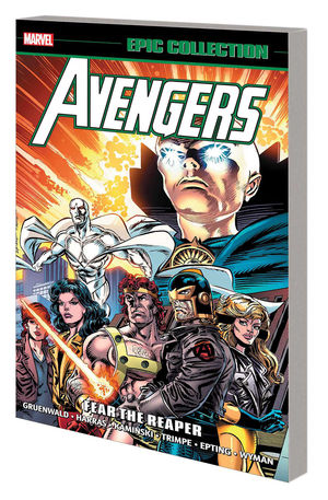 AVENGERS EPIC COLLECTION TP FEAR THE REAPER (2019) #1