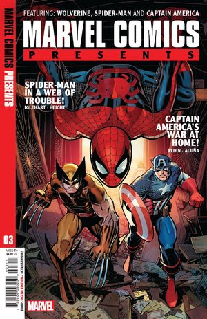 MARVEL COMICS PRESENTS (2019 3RD SERIES) #3
