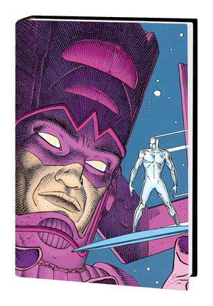 SILVER SURFER HC PARABLE 30TH ANNIVERSARY ED (2019 #1