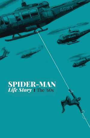 SPIDER-MAN: LIFE STORY (2019) #1