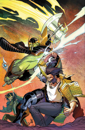 WOLVERINE INFINITY WATCH (2019) #2