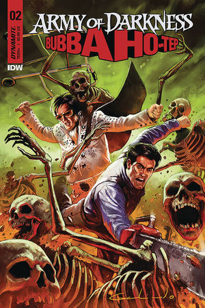 ARMY OF DARKNESS BUBBA HOTEP (2019) #2