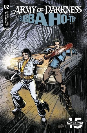 ARMY OF DARKNESS BUBBA HOTEP (2019) #2B