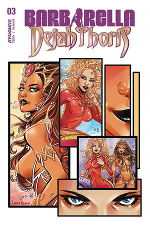 BARBARELLA DEJAH THORIS (2018) #3