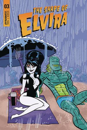 ELVIRA SHAPE OF ELVIRA (2018) #3B