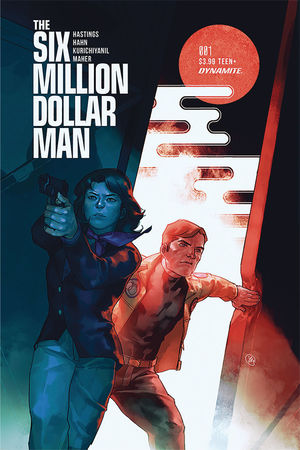SIX MILLION DOLLAR MAN (2019) #1B