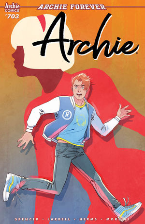 ARCHIE (2015 2ND SERIES) #703