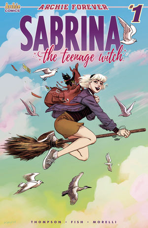 SABRINA THE TEENAGE WITCH (2019) #1