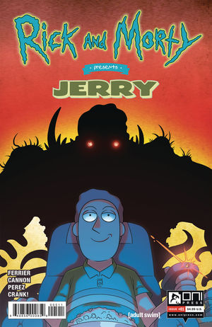 RICK AND MORTY PRESENTS JERRY (2019) #1