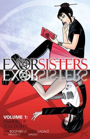 EXORSISTERS TP VOL 01