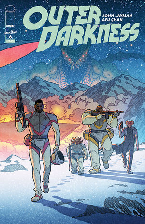 OUTER DARKNESS (2018) #6
