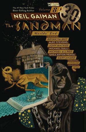 SANDMAN TP VOL 30TH ANNIVERSARY  #8