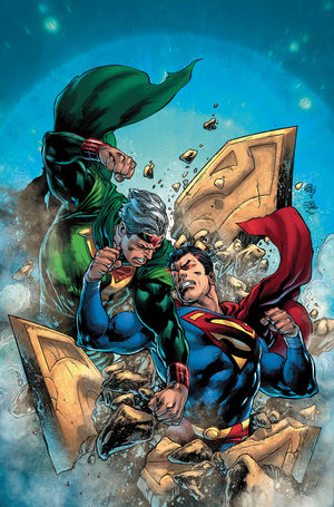 SUPERMAN (2018) #10