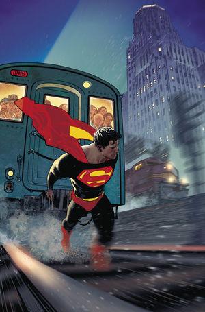 SUPERMAN (2018) #10B