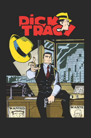 DICK TRACY FOREVER (2019) #1