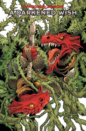 DUNGEONS AND DRAGONS A DARKENED WISH (2019) #3
