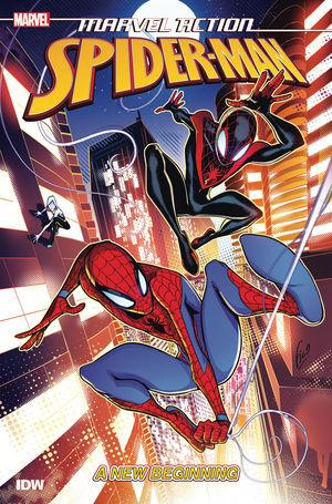 MARVEL ACTION SPIDER-MAN TPB (2019) #1