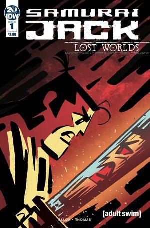 SAMURAI JACK LOST WORLDS (2019) #1B