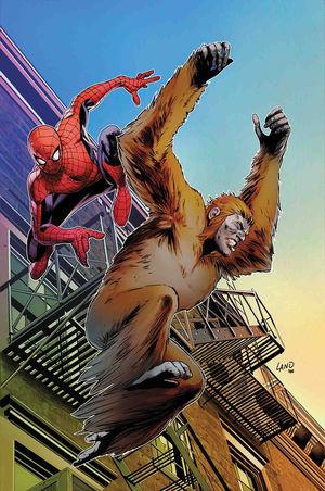 AMAZING SPIDER-MAN (2018 6TH SERIES) #18HU