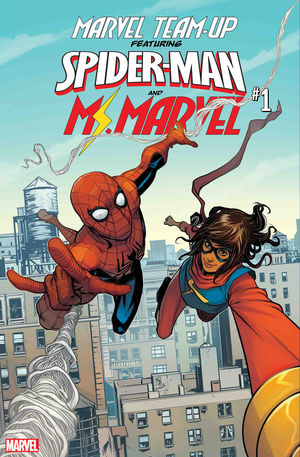 MARVEL TEAM-UP (2019 4TH SERIES) #1