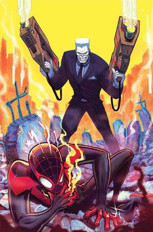 MILES MORALES SPIDER-MAN (2018) #5