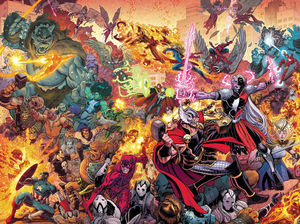 WAR OF THE REALMS (2019) #2