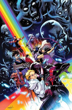 WAR OF REALMS JOURNEY INTO MYSTERY 1