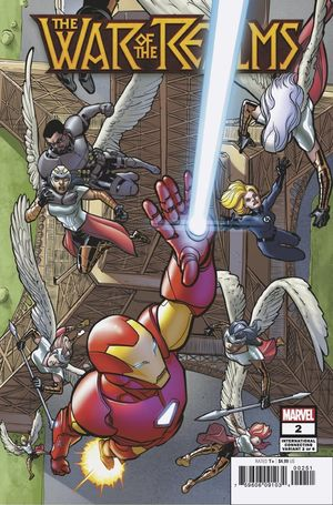 WAR OF THE REALMS (2019) #2LOP
