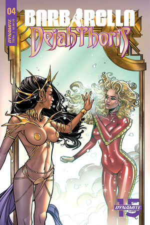 BARBARELLA DEJAH THORIS (2018) #4A